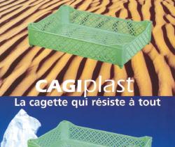 Plaquette Cagiplast